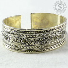 Fashion Of Indian Style Silver Jewelry Bangle Fine Indian Silver Jewelry Wholesaler