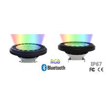 Waterproof PAR36/Landscape Lamps RGBW Colors Change Options