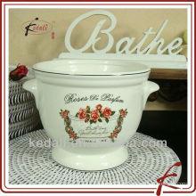 Pot de fleurs décoratifs et en céramique