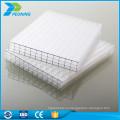 Красочные высокое качество парниковых пластик прозрачный устройство ПК солнцезащитные пленки