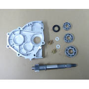 High Quality Motorcycle Parts/Gear Box Cover