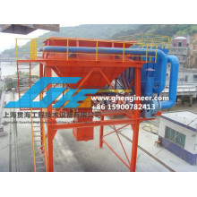 Dust Catcher Hopper for Coal Sand