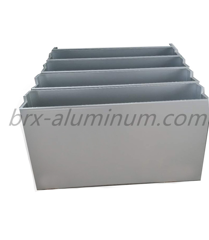Decorative Anodized Aluminum Alloy Plate