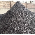Briquette shape carbon paste for ferroalloys smelting