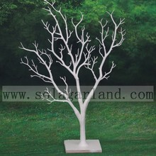 65CM White Plastic Manzanita Centerpiece Wishing Tree
