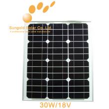 Sonnenkollektor für Rucksack (SGM-30W)