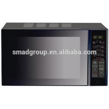 Forno de microonda digital da parte superior de tabela do forno de microonda 25L com certificado de SAA