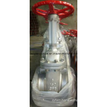 API Flange End Gate Valve with Stainless Steel