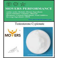 Cypionate stéroïde de testostérone pour l'approvisionnement d'usine de bodybuilding