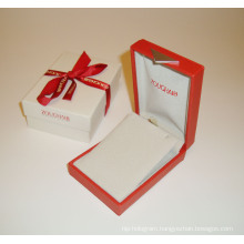 Jewelry Box with Customized Logo for Packing and Collection