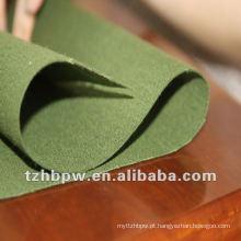 Tecido encerado revestido de PVC para cobertura