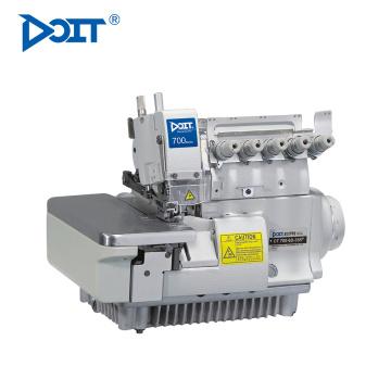 DT 700-6D-355 Direktantrieb 6 Gewinde Flachbett Overlock Industrie Nähmaschine