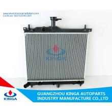 Hot Sales Aluminium Autokühler für Hyundai I10'09-Mt