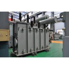 35kv Transformador de tensión de regulación de tensión para la fuente de alimentación del fabricante