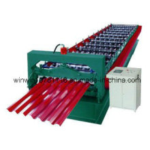 Full Auto Building Material Roofing Sheet Roll Forming Machine