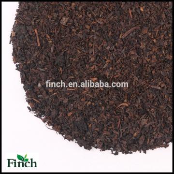 Chinois naturel perte poids thé Yunnan cassé Puerh thé ou Pu'er thé Fan prix en vrac adapté à l'hôtel et au restaurant
