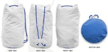 100% Cotton Drawstring Duffle Bags