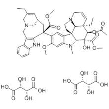 Tartrate de vinorelbine CAS 125317-39-7