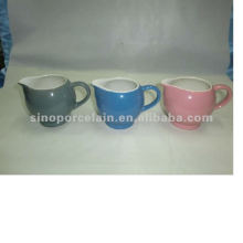 300cc ceramic creamer pot for BS12032