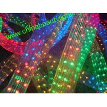 Светодиодный 5-проводной светодиодный тросовый светильник плоской формы