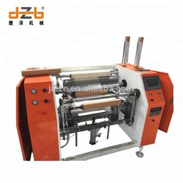 Hot sales Foil Automatic rewinder, aluminium foil rewinding Machine