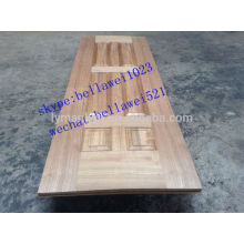 teak wood veneer hdf door skin