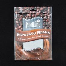 Kaffee flache Unterseite Plastikverpackungs-Beutel Gedruckt mit eigenem Logo