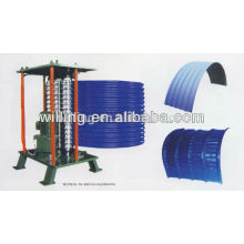 High quality Auto Crimping Curved machine