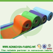 Manufacture Ecofriendly TNT Nonwoven Fabric