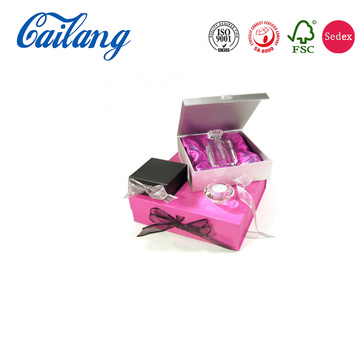 French+Perfume+Box+With+Foil+Logo