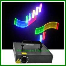 Mới nhất Đảng Laser 2W RGB màu Cartoon Laser chiếu sáng