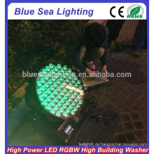 GuangZhou 100pcs x 10W High Power führte Suchscheinwerfer lange Reichweite