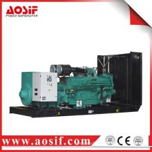 China 1250kw / 1563kva a utilisé le générateur générateur générateur de générateur KTA50-G9