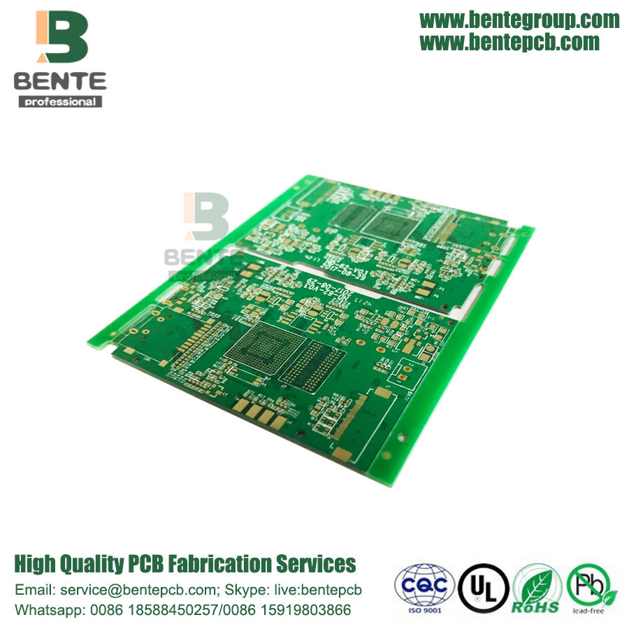 HDI PCB Outer Layer 1oz