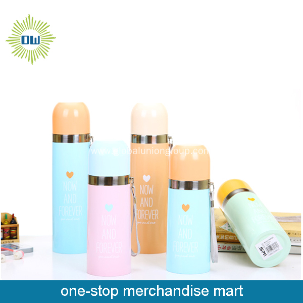 Cute Hot Water Flask Bottle