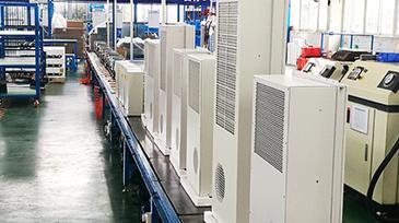 enclosure air conditioner (6