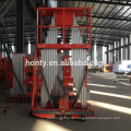 mobile vertical hydraulic man lift one man aluminum telescopic lift