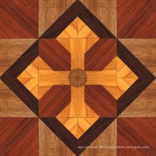 Delicate Engineered 3 Schichten Sulinam Holzparkett Massivholzbodenbelag