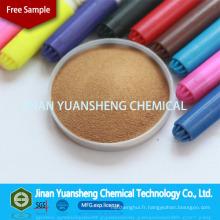 Ciment dispersant de Nno / sulfonate poly Naphthalene d'additif matériel textile