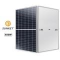 Hot Selling gutes Design 450w Solarpanel