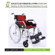 Foldable Sport auto-propulsionadas cadeiras de rodas manual