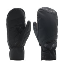 Logotipo de calidad superior impreso cálido Mantener guantes de esquí al aire libre