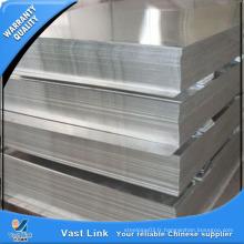 1100 3003 Feuille en alliage d'aluminium pour la construction