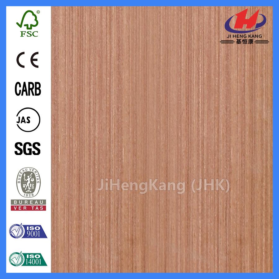 JHK-F01 Flush India Cellar EV Sapelli Door Skin