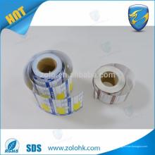 Thermopapierherstellung produziert hochwertiges blank pos thermische Papierrolle