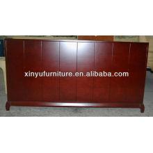 Mueble de televisión de dormitorio de madera XY0120