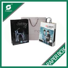 Fancy Shopping Papiertüte mit Griff Fp87415051