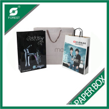 Fancy Shopping Paper Bag with Handle Fp87415051