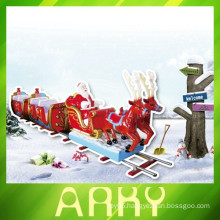 Arky Commercial Park Merry Christmas Electric Amusement Equipment