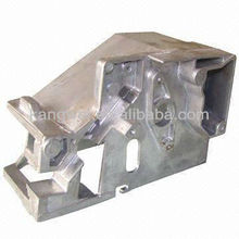 ISO9001 aluminum Die casting shell part